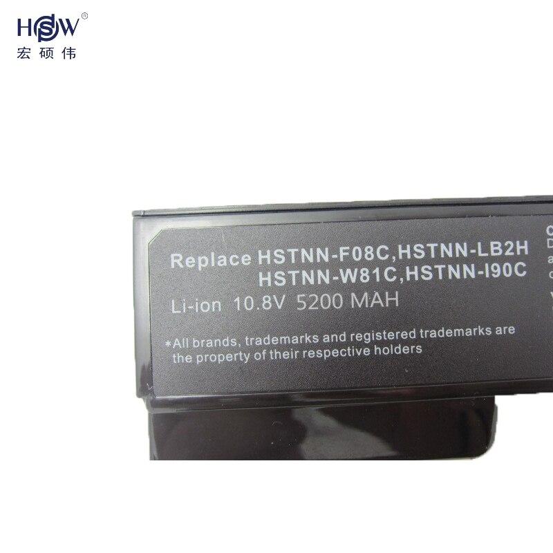 Akumulator HSW LAPTOP dla HP 8460p 8460w 8470p 8470w 8560p 8570p - Akcesoria do laptopów - Zdjęcie 4