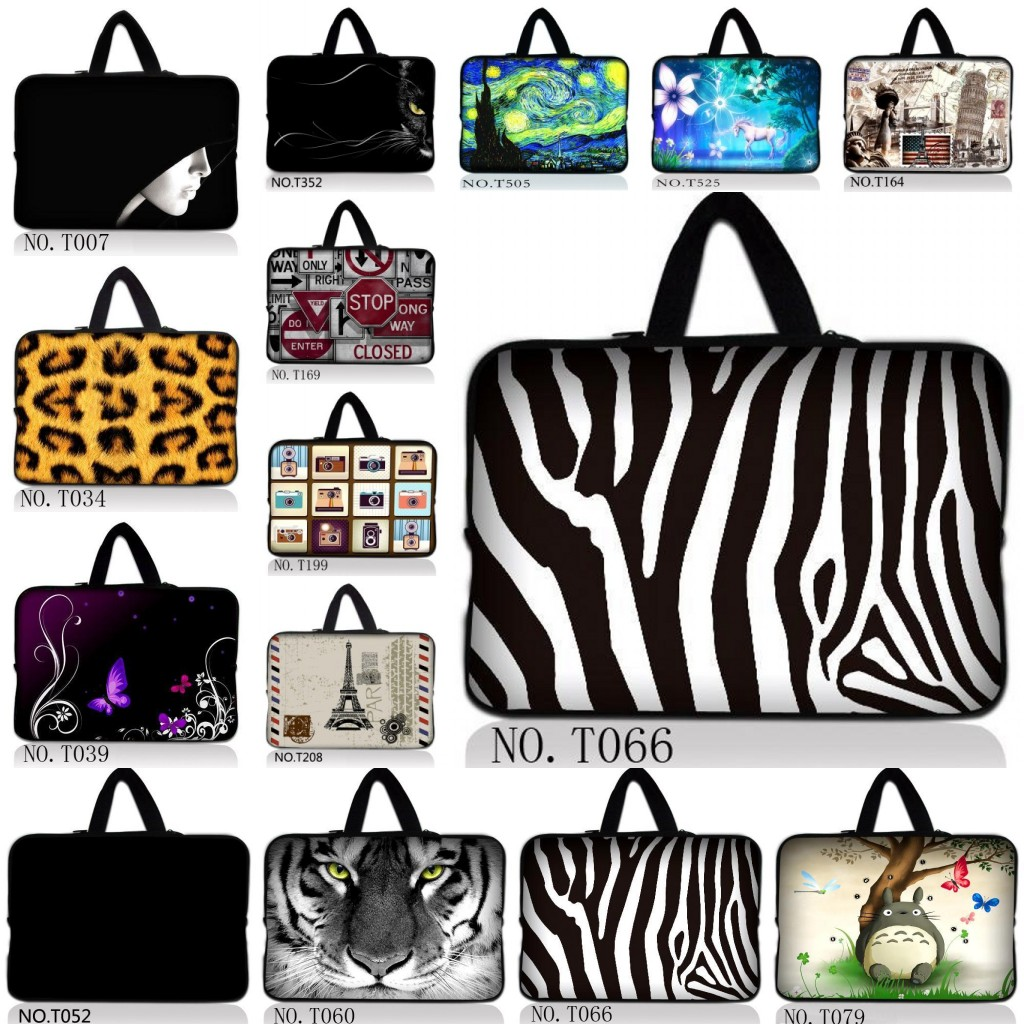 Laptop bag 15 15.4 17 15.6 14.4 13 13.3 12 10.1 inch unisex men women Laptop Bag notebook Case For Macbook Asus Dell Acer HP