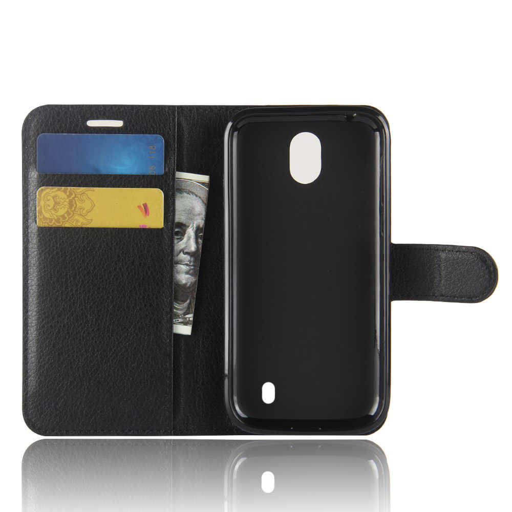 online store ee579 ae566 YINGHUI New For Nokia 1 Case Vintage Flip Leather Case For Nokia 1 One  Fashion Stand Back Cover For Nokia1 2018 Shell Coque