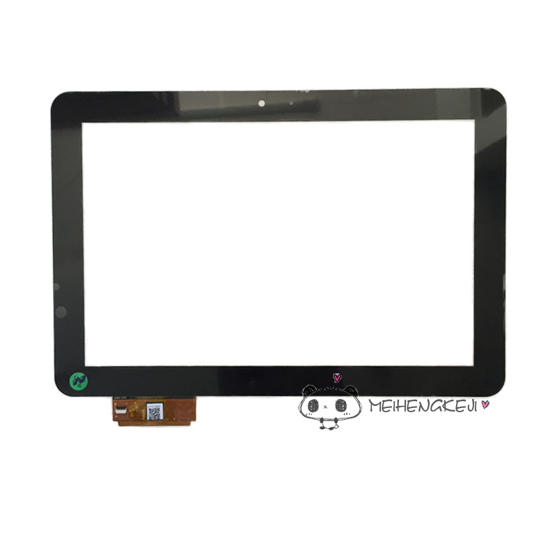 New 10.1 inch Digitizer Touch Screen Panel glass For DNS AirTab M100qg tablet PC Free shipping new 7 inch tablet capacitive touch screen replacement for dns airtab m76 digitizer external screen sensor free shipping