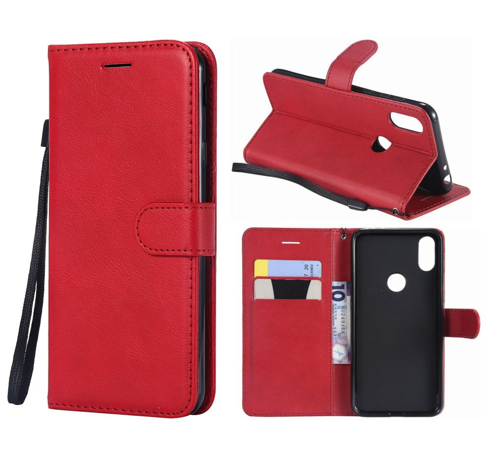 cad037c5c4d E06Z Leather Frame Simple Case For Motorola Moto Z3 Play G6 G5S G5 Plus G4  G2 E5