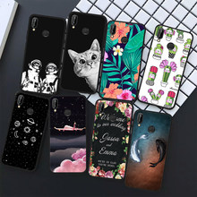 TPU Pattern Phone Case For Huawei P20 Plus P10 P9 P8 Lite 2017 Mate 10 Lite Pro Nova 2i Y9 2018 Coque For Honor 9 8 Lite 9i Soft(China)