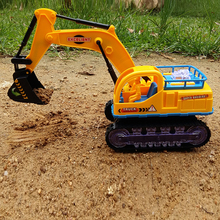 New Electric toys engineering truck excavator car boy toys car electric bulldozer kids toy gifts