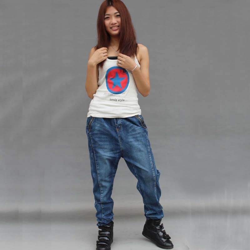 Compare Prices on Baggy Denim Pants- Online Shopping/Buy Low Price ...