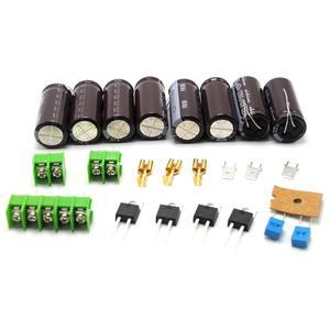 Image 2 - DIY Kits HIFI Stereo 63V 2200Uf x 8 + MUR860G x 4 Power Supply Board