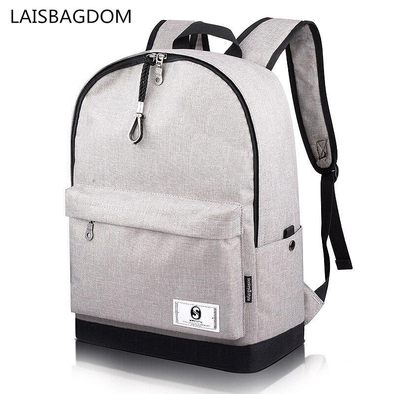 Waterproof Usb Backpack Men Luminous School Bags for Teenager Boys External USB Charge Laptop Backpacks bacisco fashion backpack women men high quality laptop backpack school bags for teenager waterproof travel backpacks satchel