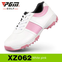 PGM Women Golf Shoes Ultra Light Microfiber Leather Sneakers