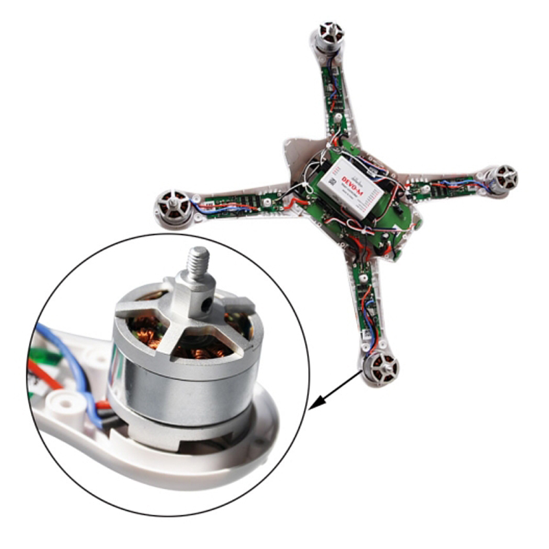 new version 100% Original Walkera QR X350 PRO Motor Walkera Quadcopter Spare Parts QR X350 PRO-Z-06 walkera qr x350 pro gps remote control quadcopter bnf1