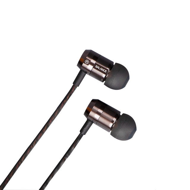 TFZ BALANCE 1 Balance1 Dynamic Wired Earphone Noise Isolating 3.5mm Earphone mobile phone universal In-Ear Earphone 2