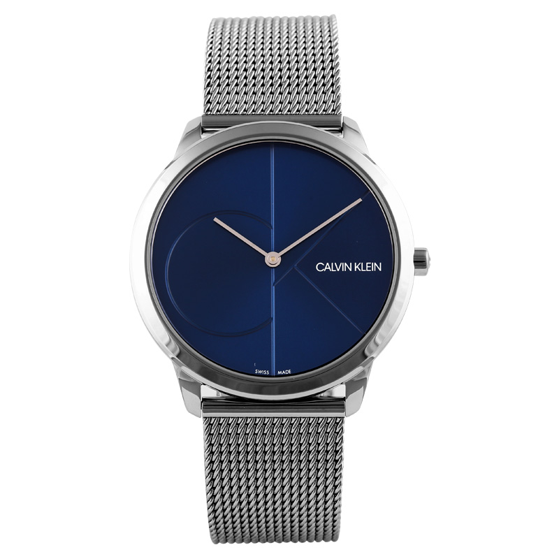 CalvinKlein MINIMAL Quartz Men's Women's Watch K3M2112N цена и фото