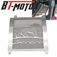 Motorcycle stainless steel Radiator Grille Guard Cover Protector Radiator Guard for Benelli Leoncino 500 BJ500 BJ 500