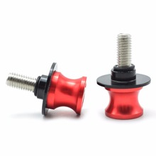 6 8 10 mm Motorcycle Swingarm Spools slider stand screws Motorcycle Accessories For Kawasaki ZX-11 ZX1100 1990-2001 ZRX1200/R