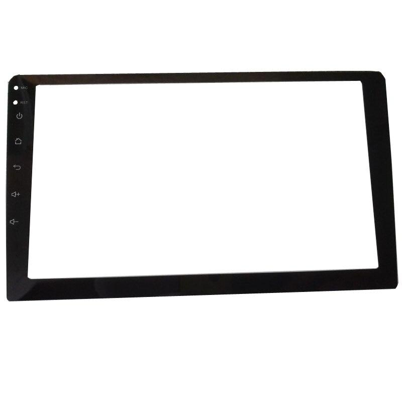 Auto Gehard Glas Beschermende Film Sticker Voor Teyes CC2 9 Inch Auto Radio Multimedia Video Player Navigatie Gps Android 8.1