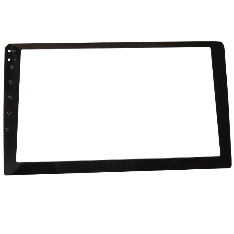 Car Tempered Glass Protective Film Sticker For 9 Inch Radio Stereo DVD GPS Touch Full LCD Screen