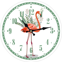цены Creative Vintage Clock Silent Wall Watches For Living Study Kitchen Bath Room Home Decor Large Size Wall Clock Art No Ticking