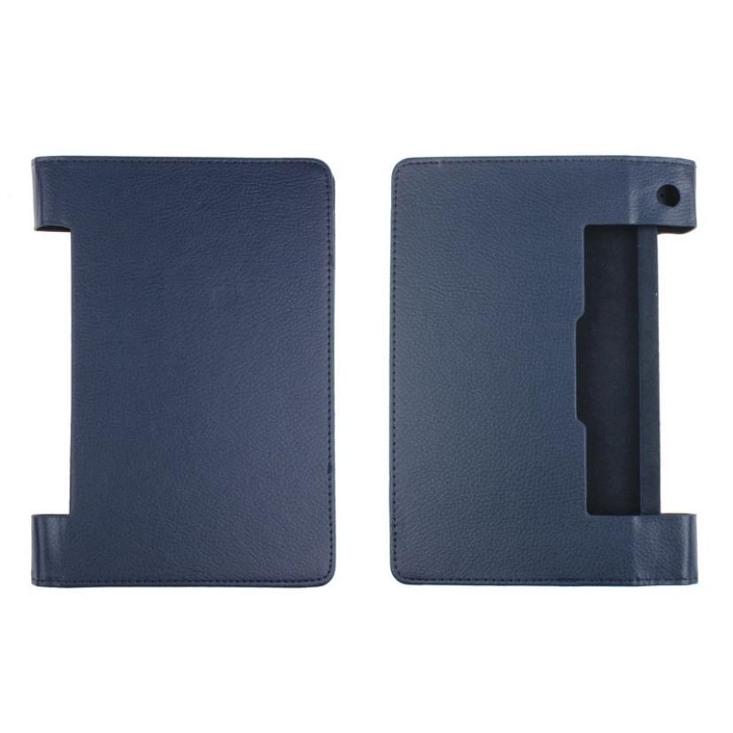 U Magnetic Flip Leather Cover Case Holder For Lenovo Yoga 8 B6000 Tablet N0224