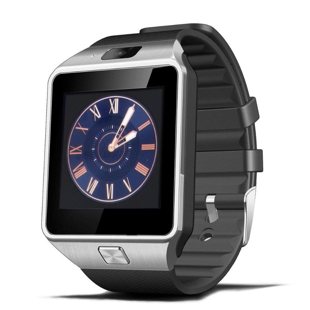 HESTIA Dispositivi DZ09 Smart Watch Supporto SIM TF Card Elettronica Oro Orologio Da Polso Collegare Smartphone Android PK U8 Smartwatch