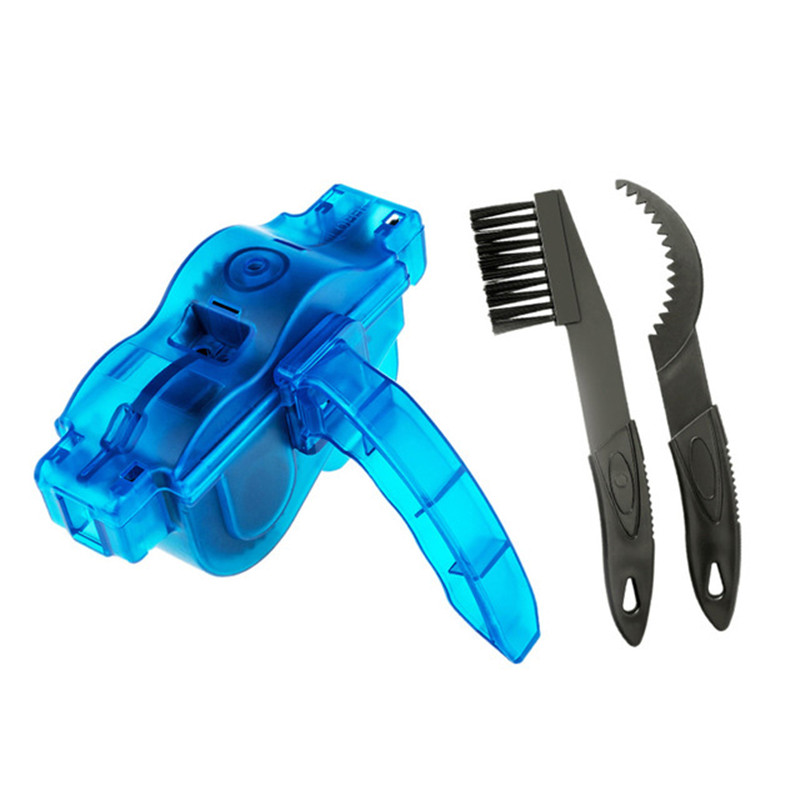 Chain-Cleaner Oil-Chain Bicyle Bike-Protection MTB Wash-Tool-Set For Nieoqar