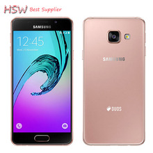 2016 Hot Sale Smartphone Original Samsung Galaxy A3 A3000 Quad-Core Android 4.4 OS 4.5 Inch 8GB ROM 4G 8.0MP Camera Cell Phone