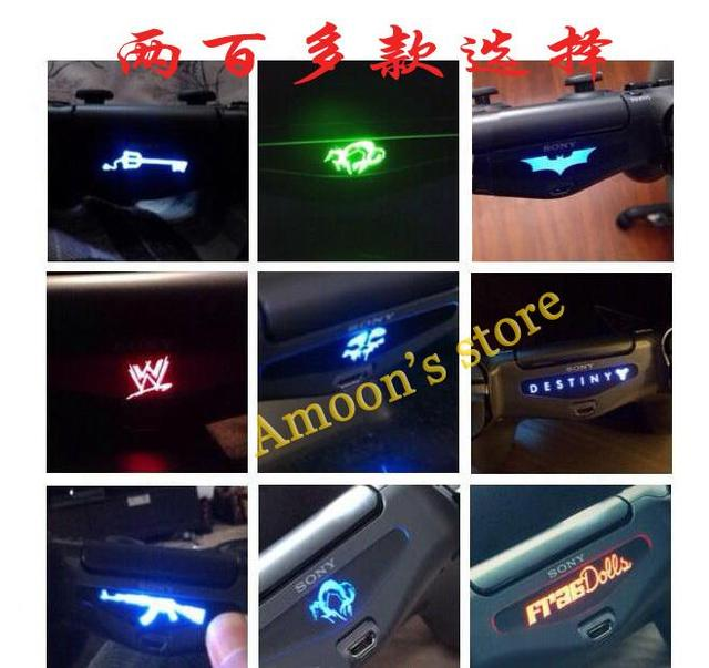 220 pcslot for playstation 4 ps4 controller light bar decal sticker 220 pcslot for playstation 4 ps4 controller light bar decal sticker skin diy aloadofball Image collections
