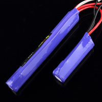 HK Free Shipping Lion Power RC Lipo Battery 11 1V 1500MAH 20C 2 Cell AKKU Mini
