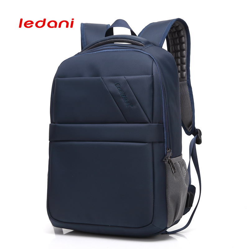 LEDANI Men Leisure Bag School Backpacks Women Anti Theft Backpack Bag USB Charge 15.6 Inch Laptop Mochila Travel Back Pack Black ...