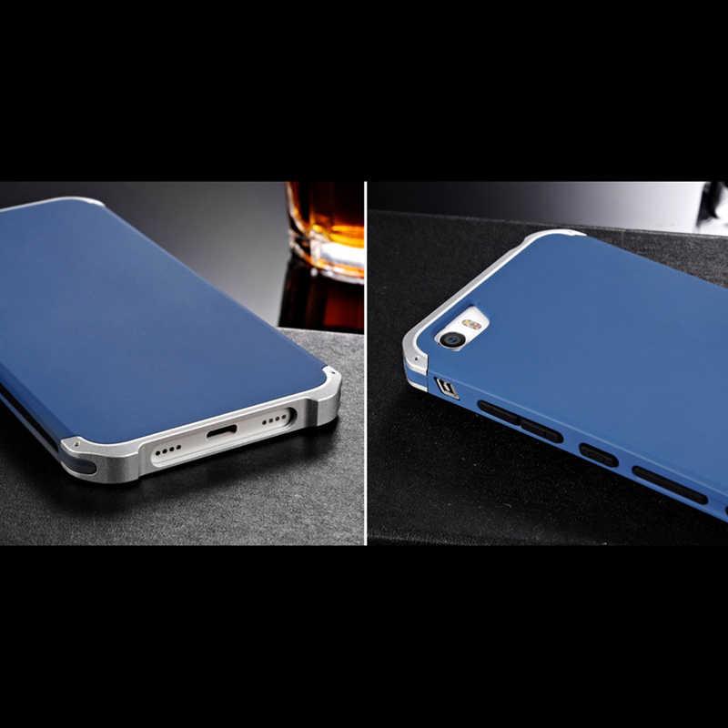 الإطار المعدني حقيبة لهاتف xiaomi الأحمر mi ملاحظة 7 6 5 برو 5A 4 4X حالة 3 في 1 الهجين PC الصلب فوندا ل شياو mi mi 5 mi 8 9 6 mi x كابا