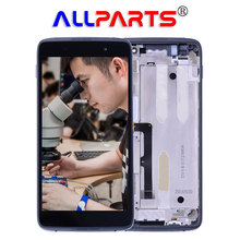 "For Alcatel Idol 4 OT6055 Display Tested 5.2"" Display For Alcatel Idol 4 OT6055 6055K LCD Touch Screen Digitizer Assembly 6055P"