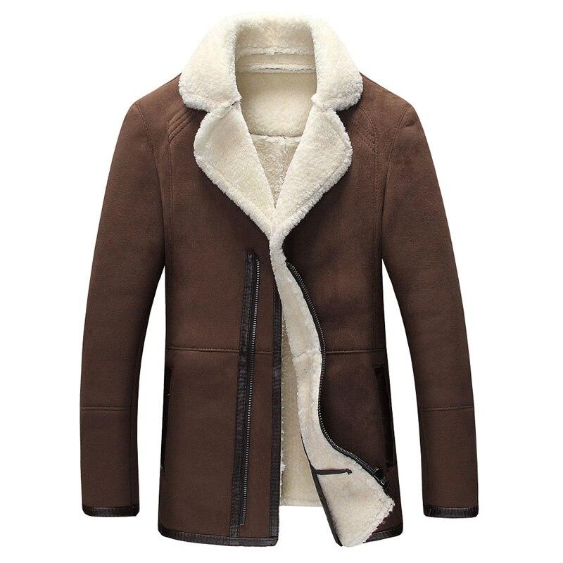 Online Get Cheap Men&amp39s Leather Fur Jackets -Aliexpress.com