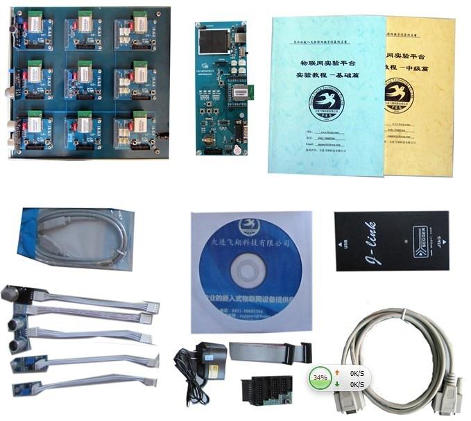 Cortex-M3 bras/kit de développement IOT/STM32W108/Suite Zigbee/capteur sans fil