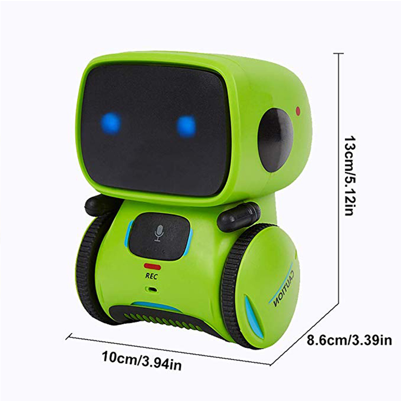 Electronic Pets Toys & Hobbies Motivated 2.4g Wireless Remote Control Smart Dog Electronic Pet Educational Childrens Toy Dancing Robot Dog Without Box Birthday Gift