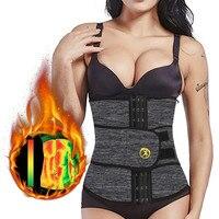 NINGMI для похудения талии тренажер для женское неопреновое сауна костюм популярная рубашка для похудения моделирующий ремень с карманом для ...