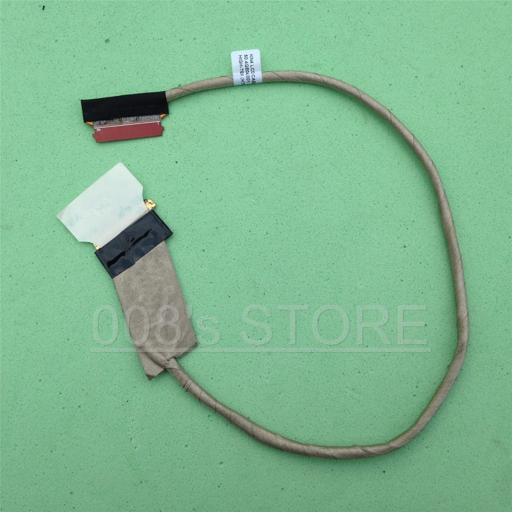 Computer & Office Sporting New Screen Data Kn4 Lcd Cable Wire Line For Lenovo Thinkpad T520 T520i W520 T530 W530 P/n 50.4qe10.001 Laptop Series Attractive Fashion