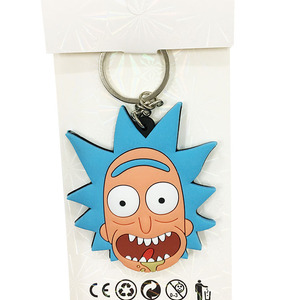 Rick and Morty Two-sided Key C
