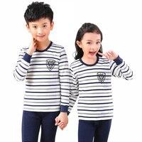 Bahar Güz Çizgili Sevimli Çocuk çocuk Setleri Erkek/Kız Pamuk Yunus Yıldız Karikatür Gömlek Bebek Giyim Pantolon Suit beyaz Mavi Pembe