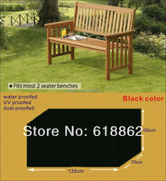 Two Seaters Benches Cover Garden Furniture Cover Water Proofed Cover For Outdoor Furniture