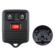 3 Button Car Key Transit Keyless Entry Fits For Ford Mazda Remote Control Clicker Transmitter Silica Gel Key Shell Car Parts 2005 2011 ford five hundred 4 four button keyless entry remote free programming included