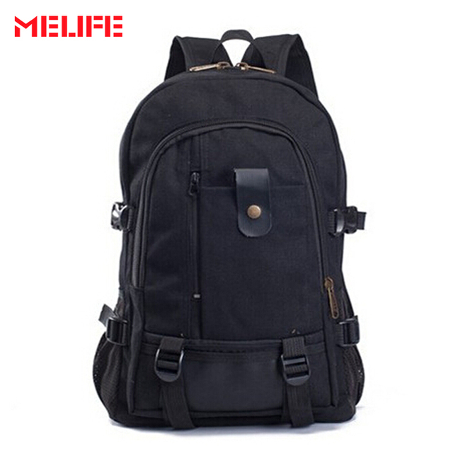 MELIFE Outdoor Hiking Backpack Waterproof Sports Men Women Climbing  Backpacks High Quality Unisex Camping Travel Sport Bags cc0e47f79658d