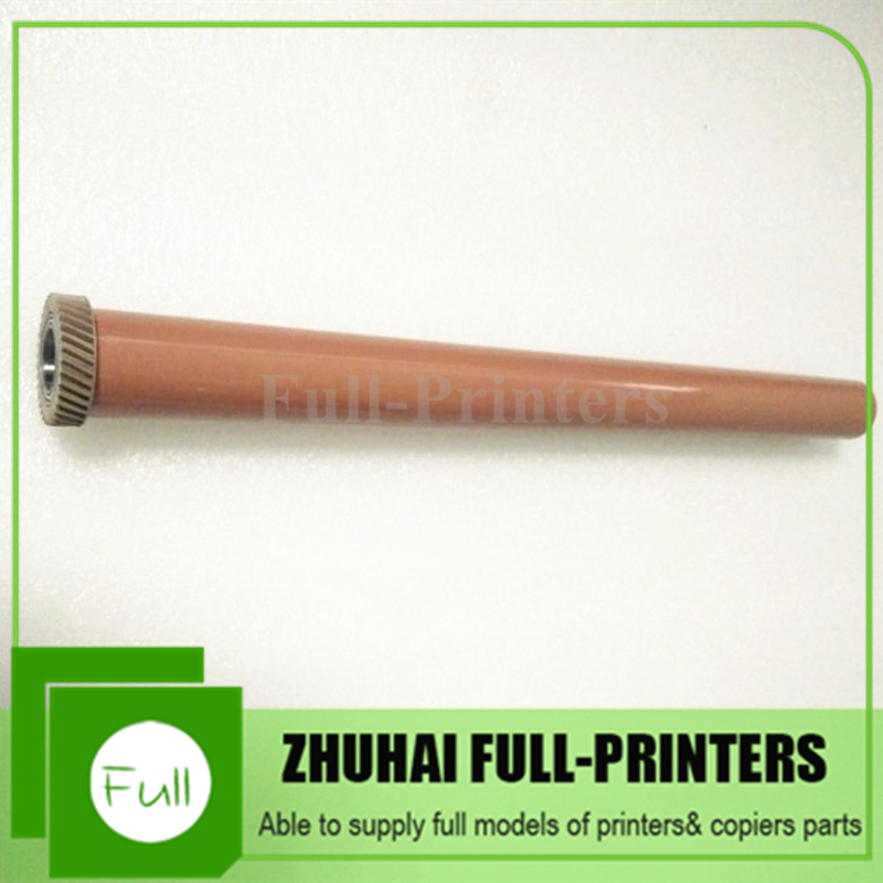 vilaxh 1pcs 7556 fuser film for xerox workcentre 7535 7545 7556 7800 c2270 3370 3373 4470 5570 830 7835 7845 7855 753 printer 2X Free Shipping Imported PINK COLOR GOOD QUALITY Fuser Film with Gear Bearing for Xerox C2270 3370 4470 5570 3373 5575 7545