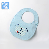 Dinstry Handmade Lovely Cartoon Soft Bibs Feeding Burp Cloths For Baby
