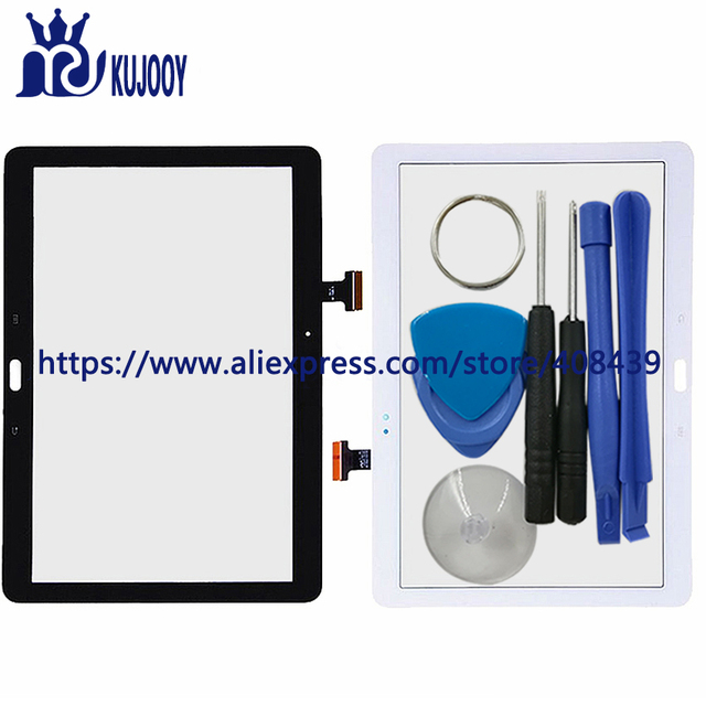New P600 Touch Panel For Samsung Galaxy Note 10.1 2014 Edition P600 P601 P605 SM-P600 Touch Screen Digitizer With Tools
