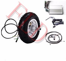 """10"""" 500w 24v electric motor scooters e scooter motor kit electric hub motor for skateboard electric scooter kit"""