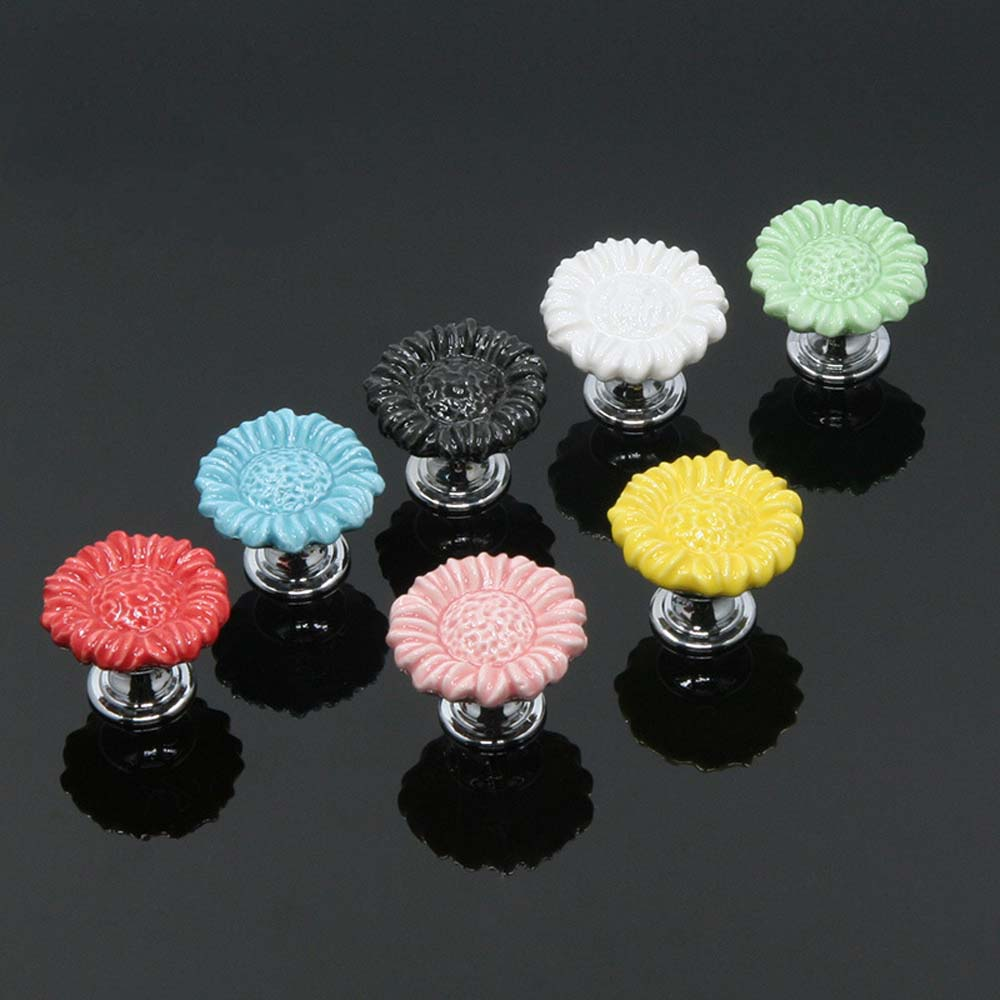 Buy flower cabinet knobs and get free shipping on AliExpress.com