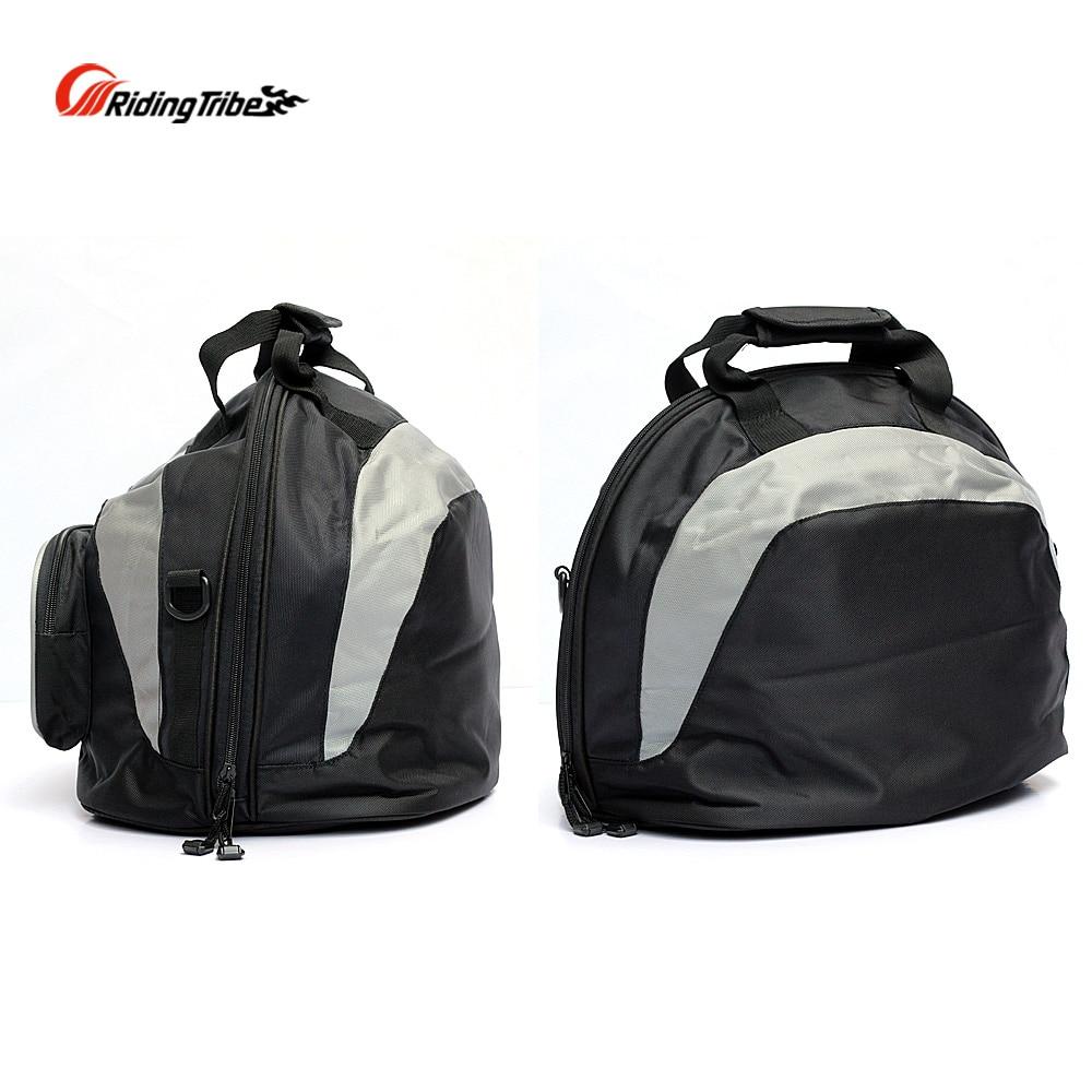 8e834b0c56 Riding Tribe Motorcycle Helmet Bag Motocross Equipment Moto Tail Bag Large  Capacity Travel Luggage Handbag Waterproof G XZ 009-in Tank Bags from  Automobiles ...