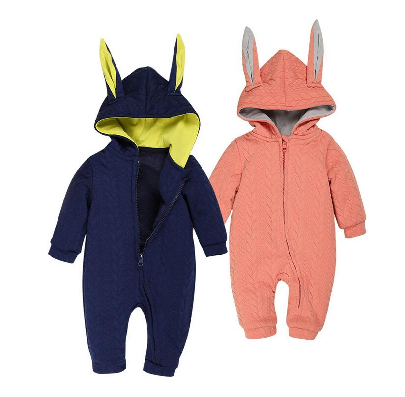 new 2016,winter clothing,snowsuit,baby romper,thick warm clothing,newborn,baby overall,boy girl jumpsuit,6-18M