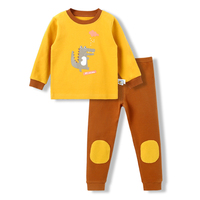 Animal Children's Boys Pajamas Suit Kids Autumn Clothes Sets Girls Clothing Set Winter Clothes For Kids Outfits Toddler Suits