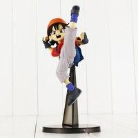18,5 см аниме Banpresto Cultures Dragon Ball Z Tenkaichi Budokai Pan ПВХ фигурка игрушки куклы Коллекционные модели Бесплатная доставка