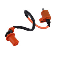 High Performance Ignition Coil Racing Ignition Coil Gy6 50cc 125cc 150cc 250cc Scooter Moped Easy To