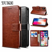 Leather Case For Samsung Galaxy A2 Core Case Flip Cover For Samsung A40 M30 A30 A50 M20 Coque With Stand Card Slot(China)