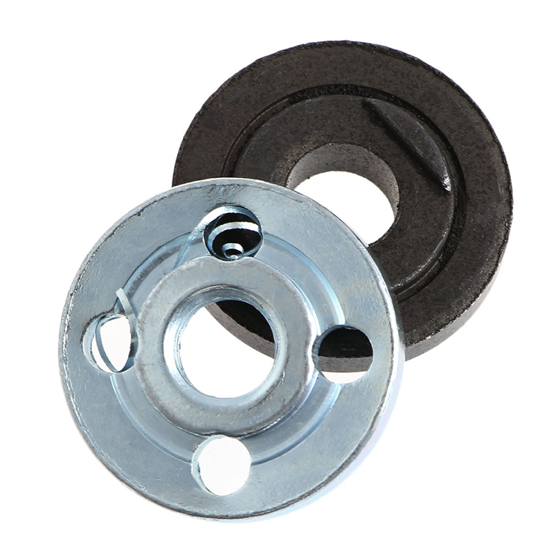 2PCS/Set Angle Grinder Replacement Part Inner Outer Flange Set Fits For Makita